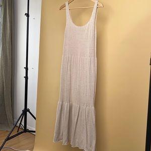 Lauren Manoogian Tier Sleeveless Dress